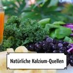 Natürliche Kalzium-Quellen Kopie