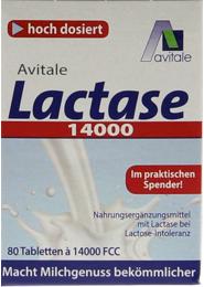 Avitale-Lactase