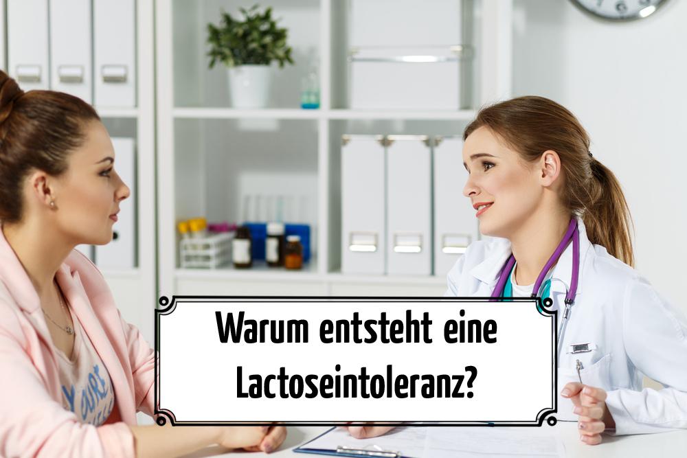 Warum entsteht eine Lactoseintoleranz-Lacto-Blog