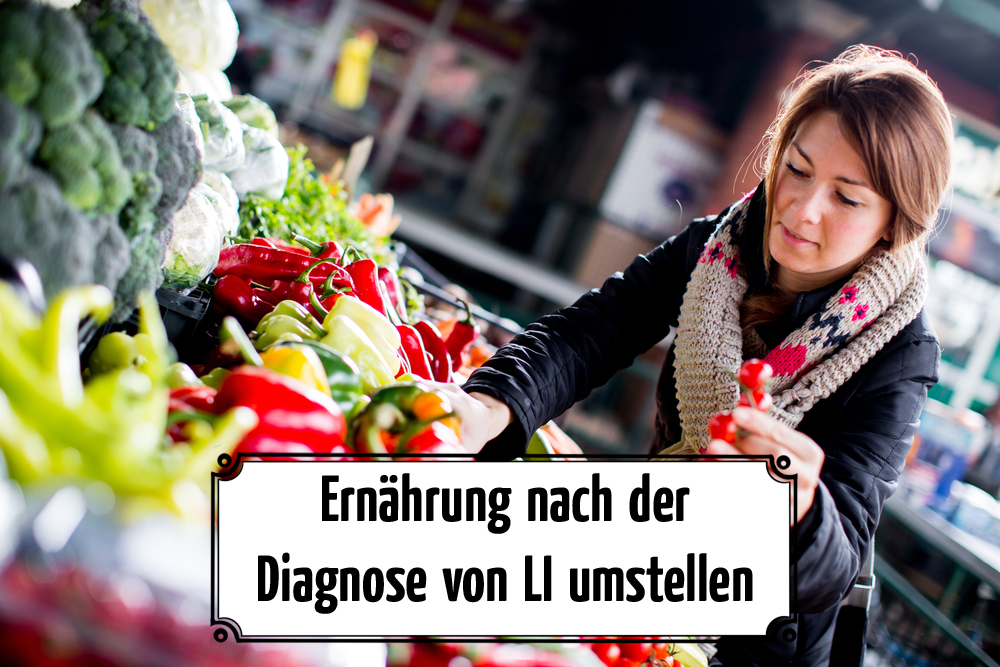 Ernährung nach der Diagnose umstellen